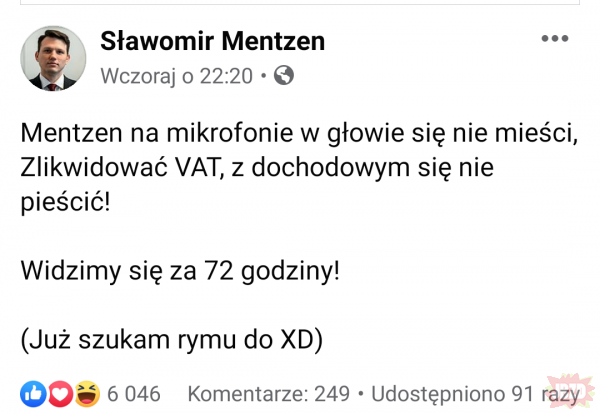 Get ready for Mentzen