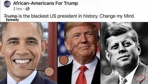 Najczarniejszy prezydent