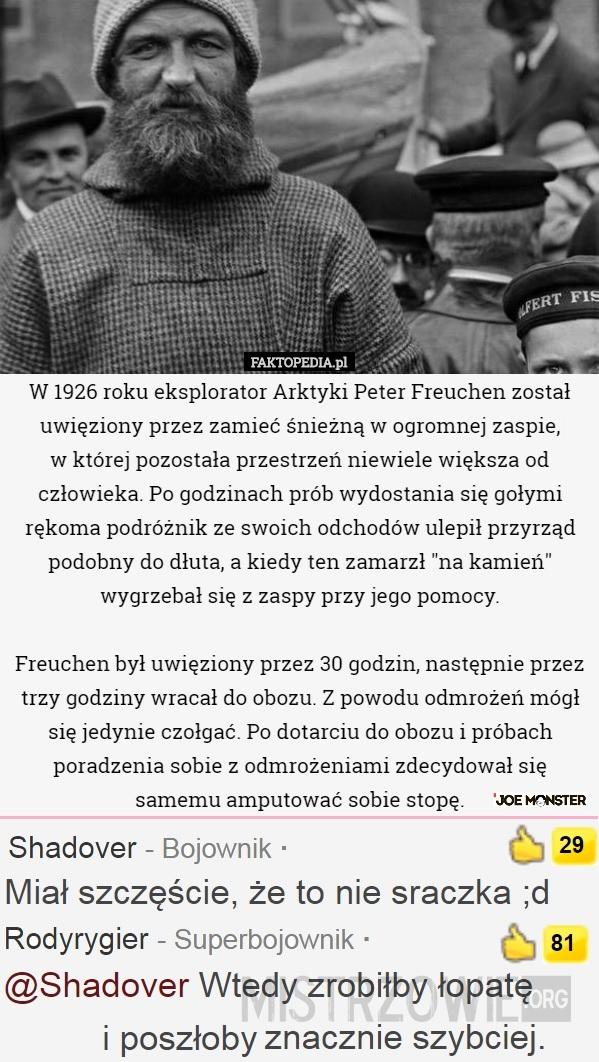 Peter Freuchen –