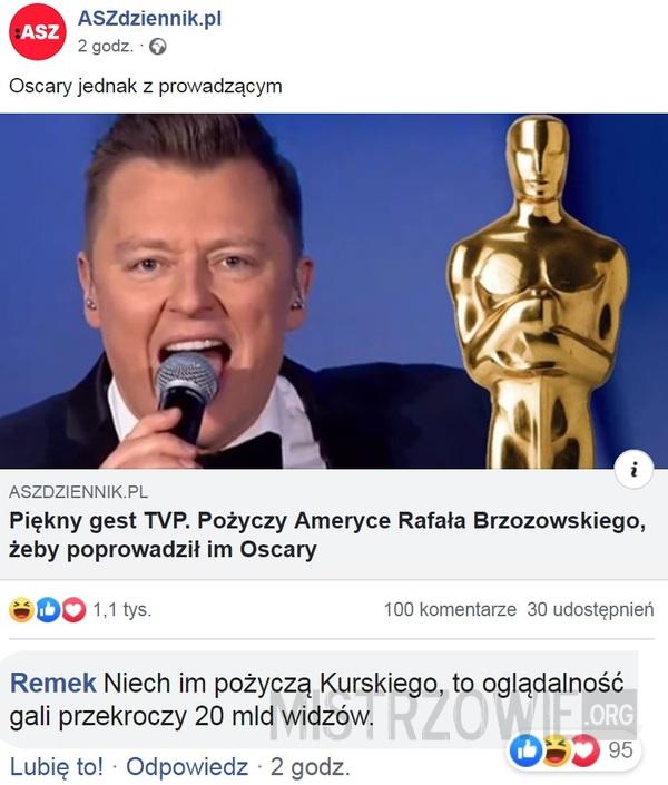 Oscary –