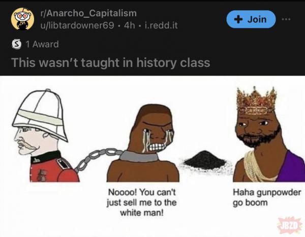Krótka historia niewolnictwa>