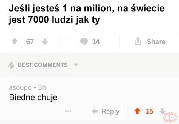 1 na milion
